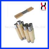 ホックが付いている磁気棒か棒または棒または細い棒