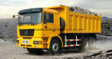 6X4 Shacman 350HP 화물 자동차 트럭 트럭 25 톤 팁 주는 사람