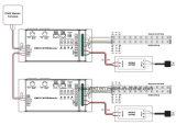 مستوى صناعيّة [8ا] في 5 قنوات [دمإكس512] & [ردم] جهاز فكّ رمز [دك12-24ف] [30كهز]