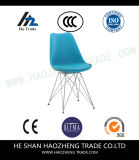 Hzpc147 der neue Plastik sitzen Vorstand-Befestigungsteil-Fuss-Stuhl - Weiß