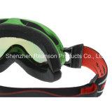 Reanson doppelte Objektive über den Anti-Fog Schnee-Glasschutzbrillen
