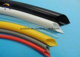 Resistenza flessibile della fiamma della tubazione del PVC per i componenti elettronici