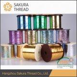 M / MH Sakura nylon Lurex hilos para telas cordón africano