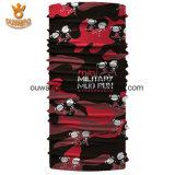Fantasti colorido de la bufanda del tubo de Gaza multifuncional Bandana de encargo de punto de cuello