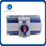 Tipo elettrico interruttore automatico dell'interruttore di trasferimento di 2p da 1A a 63A