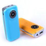 batería portable de la potencia 2400mAh para el cargador de batería del teléfono móvil