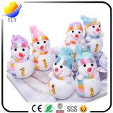 Boneca colorida dos mini presentes relativos à promoção do Natal (alta qualidade e boneca nova do Natal do projeto)
