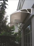 Polycarbonat-Balkon-Markise der 900mm Tiefen-im Freien DIY (YY900-M)