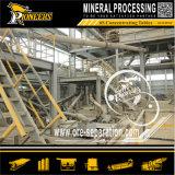 Mineralaufbereitenschwerkraft-Trennung-Zinn-Erz, das Tisch für Verkauf rüttelt