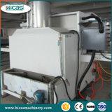 Máquina automática de pintura por pulverização de móveis para moldura de porta de madeira
