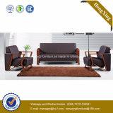 現代オフィス用家具の本革のソファのオフィスのソファー(HX-CF006)