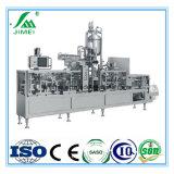 Kop die van uitstekende kwaliteit van de Yoghurt van de Melk van het Roestvrij staal de Automatische en het Verzegelen de Prijs van de Machine vullen