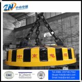 Magnete di sollevamento MW5-120L/1 dello scarto d'acciaio della gru