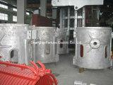 Forno ad induzione per media frequenza di Coreless tonnellate di 60 - di 150 chilogrammi per l'acciaio di fusione del rottame