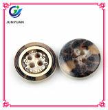 Botão decorativo do botão Botão redondo da camisa da resina