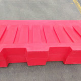 2000mmx800mm Plastic Jersey Barrier Traffic Control Barrier