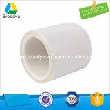 Bande collante de desserrage de papier de polyester de polythène amovible blanc d'animal familier (RMPS10)