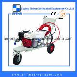 3.5L gasolina Line Road máquina de la marca con la bomba de diafragma