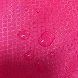 ткань Оксфорд жаккарда решетки типа алмаза 200d для мешков/багажей