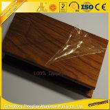 アルミニウム家具Decotationのための優秀な木のドアのアルミニウム部品