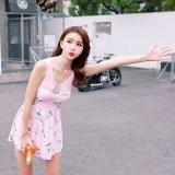 OEM het Meisje Swimwear van de Bikini van China van het Geslacht van de Vrouwen van het Ontwerp