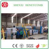 Chaîne de production de papier chaude d'âme en nid d'abeilles de la vente Hcm-1600
