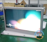 65 Signage LCD цифров дюйма установленный стеной напольный для рекламировать (MW-651OB)