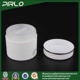 frasco plástico de 100g 3.3oz PP do frasco cosmético vazio de creme do creme do cuidado de pele com plástico largo do recipiente do condicionador do cabelo da boca da tampa