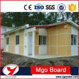 Panneau ignifuge d'oxyde de magnésium d'isolation thermique, panneau de mur de matériau de construction