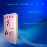 Máquinas expendedoras automáticas del preservativo de la máquina expendedora
