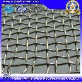 Hot DIP et Electro Galvanized Square Wire Mesh en acier inoxydable Metel Wire Netting
