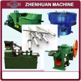 Remache de acero de aluminio de las persianas que hace las máquinas para los remaches del estallido