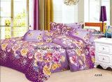 寝具の一定の多または綿の寝具はシーツの枕カバーをセットする
