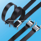 Ширина покрынная PVC кабеля Ss замка крыла связи 10mm/12mm/15mm