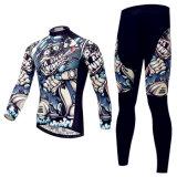 Geschikte Sublimatie Mens SportwearHet cirkelen Slijtage