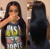 Cheveux humains de cheveu des cheveux humains 100% de Vierge droite brésilienne de cheveux humains