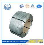 1mm 1.2mm 1.4mm 1.8mm 2.5mm a galvanisé le fil d'acier