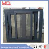 Gitter-Entwurfs-schiebendes Aluminiumfenster