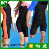 Мокрые одежды превосходного неопрена застежки -молнии фронта качества занимаясь серфингом (HW-W014)