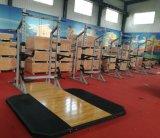 Strumentazione di ginnastica di Lifefitness/banco registrabile serie atletica con la chiusura del sistema a chiave (SF1-6010)