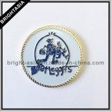 монетка высокого качества металла 3D коммеморативная (BYH-101185)
