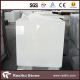 """600X600mm/24 """" X24 """"の白いヒスイの大理石の壁か床タイル"""