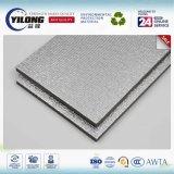 Aluminiumfolie-reflektierendes Isolierungs-Schaumgummi-Blatt