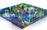Innenspielplatz-freches Schloss (BJ-IP101)