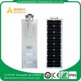 preço do competidor de luz de rua do diodo emissor de luz da energia solar da alta qualidade 40W