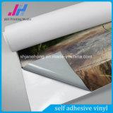 Glossy / Matt Printing Vinyl filme de vinil auto-adesivo