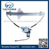 Régulateur de fenêtre électrique automatique pour Sonata avant gauche 82403-38011