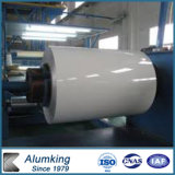 (0.3mm-6.0mm) Bobine dell'alluminio di colore delle bobine/Plate/PE PVDF Feve dell'alluminio ricoperte colore