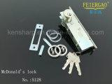 Legierungs-Griff-Platten-Nut-Tür-Verschluss des Zink-5128