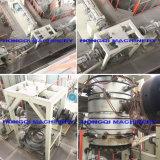 Máquina de sopro da película ambiental da co-extrusão da película de Shrink do calor de POF